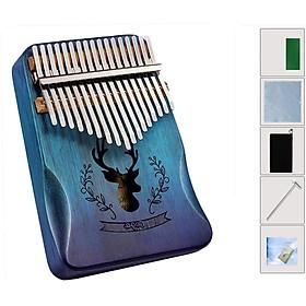 Đàn kalimba 17 phím đàn hương Tonic-CG001 Fullbox