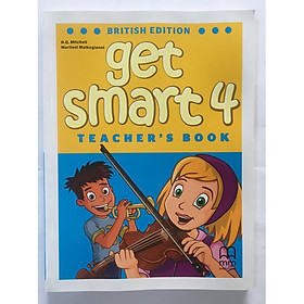 Get Smart 4 (Brit.) (Teacher's Book)