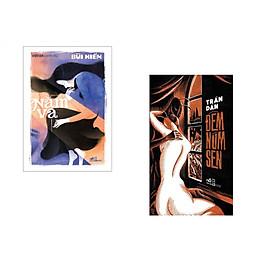 Combo 2 cuốn sách: Đêm núm sen + Nằm vạ