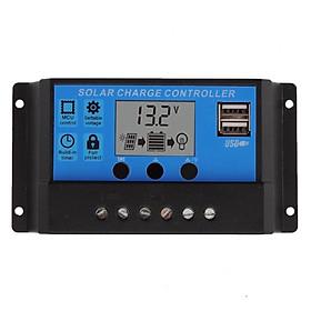 Bộ điều khiển sạc năng lượng mặt trời 30A tự động nhận bình 12V 24V