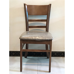Ghế gỗ mặt nệm VIMOS
