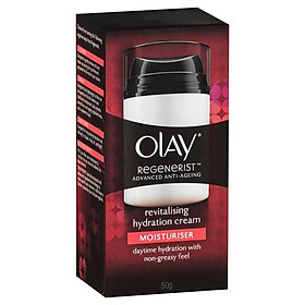 Olay Regenerist Advanced Anti-Ageing Revitalising Hydration Face Cream 50g