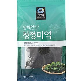 Gói 100 Gam Rong Biển Khô Daesang Hàn Quốc