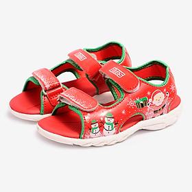 Giày Sandal Si TPR Bé Trai Biti's Việt Nam DTB070000DOO - Đỏ