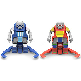Xiaomi SIMI Football Robot 2PCS Intelligent Soccer Game Toys Handle Wireless Control for Boys Family Battery Not