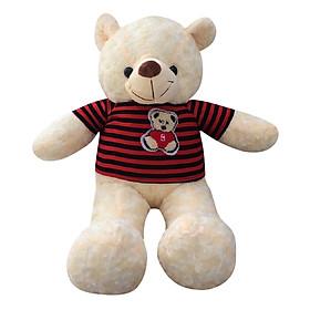 Gấu Bông Teddy ICHIGO (60cm) - Kem