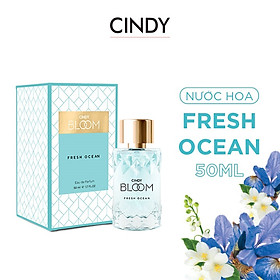 Nước hoa Cindy Bloom Fresh Ocean 50ml chính hãng