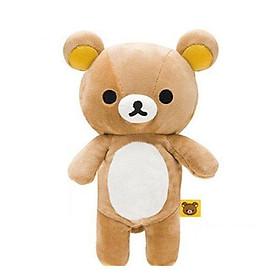 Gấu bông nhỏ lông nhung lười biếng bản hoàn toàn mới Rilakkuma 21.5cm(S)