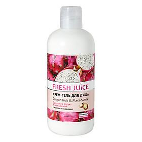 Sữa Tắm Hương Thanh Long Và Hạt Macca Fresh Juice (500ml)