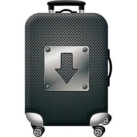 Túi bọc bảo vệ vali - Áo vỏ bọc vali H14