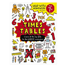 Help With Homework: Age 7+ Times Tables