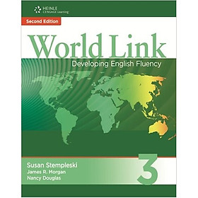 World Link (2 Ed.) 3: Student Book Without CD - Paperback