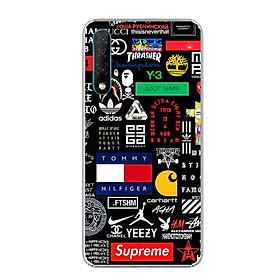 Ốp điện thoại Vsmart Live - Silicon dẻo - 0140 BRAND - Hàng Chính Hãng