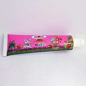 Kem đánh răng trẻ Em ROSE hương Dâu (75g) - Hàng chính hãng