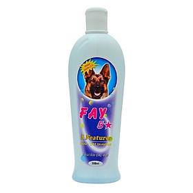 Combo 3 Chai Sữa Tắm Fay 5 Sao (300ml / Chai)