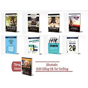 Sách Hot - Combo Sách Cha Mẹ Khéo Con Thành Công (Tặng Kèm cuốn Einstein Đời Sống và Tư Tưởng)