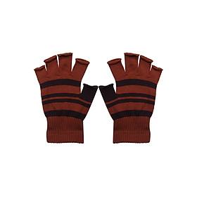 Găng tay unisex hở 5 ngón - 3N1B