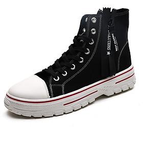 Giày nam vải cao cấp giày thể thao giày nam