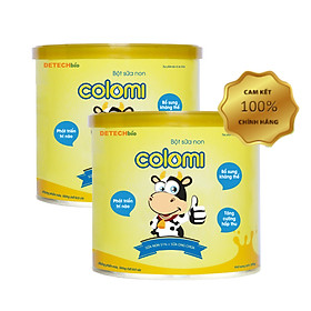 Combo 2 Sữa non COLOMI dành cho trẻ em (200g)