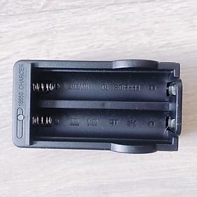 Đế Sạc Pin 3.7v Sạc 2 Pin Cùng Lúc