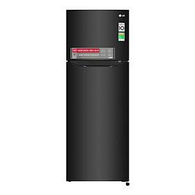 Tủ lạnh LG Inverter 255 lít GN-M255BL - Hàng chính hãng