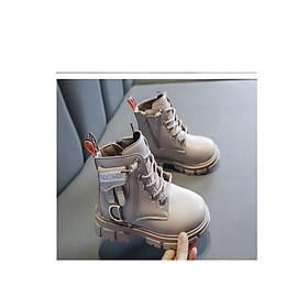 Giày Boot ( cao cổ ) cho bé gái phong cách hàn quốc - EB004