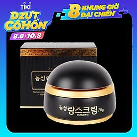 Kem Dưỡng Trắng Da, Làm Giảm Thâm Nám Chiết Xuất Từ Đông Trùng Hạ Thảo DongSung Rannce Cream 70g