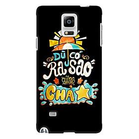 Hình đại diện sản phẩm Ốp Lưng Dành Cho Điện Thoại Samsung Galaxy Note 4 Mẫu 6