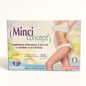 Thực phẩm bảo vệ sức khỏe Minci Concept - Hỗ trợ giảm cân, đẹp da