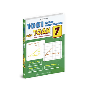 1001 bài tập học tốt toàn diện môn Toán lớp 7