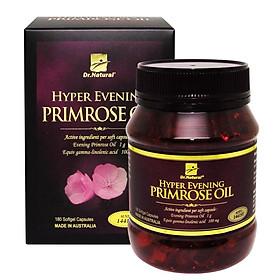 Thực Phẩm Chức Năng Viên Uống Bổ Sung Nội Tiết Nữ Hyper Evening Primrose Oil 180 Viên