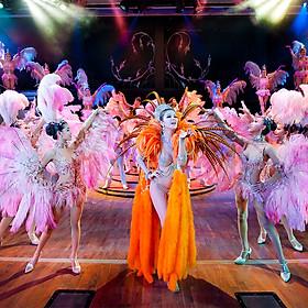Vé Thường Xem Show Phuket Simon Cabaret, Thái Lan