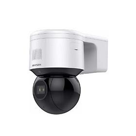 Camera IP Speed Dome hồng ngoại 4.0 Megapixel HIKVISION DS-2DE3A404IW-DE/W - Hàng chính hãng