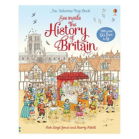 Usborne See Inside History of Britain