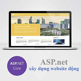 Khóa Học Asp.Net Và Xây Dựng Hoàn Chỉnh Ứng Dụng Website Động