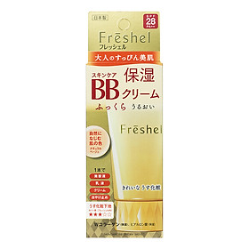 Kem nền trang điểm 5 in 1 Freshel Skincare BB Cream Moist (Cho Da Thường, Da Khô) 50g-1