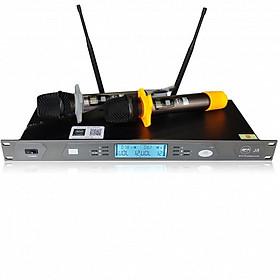 Micro Karaoke Không Dây BfaudioPro J8 - Hàng Chính Hãng