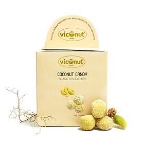 Kẹo dừa nhân hạt điều Viconut (200g)