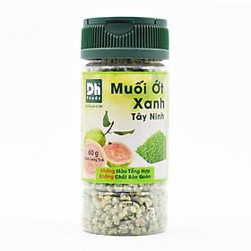 Muối Ớt Xanh Tây Ninh 60gr Dh Foods