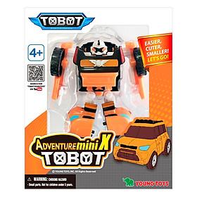 Đồ Chơi Mini Tobot Adventure X Young Toys 301044