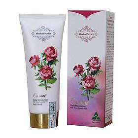 Kem dưỡng ẩm da daily moisturiser  rose oil 100ml