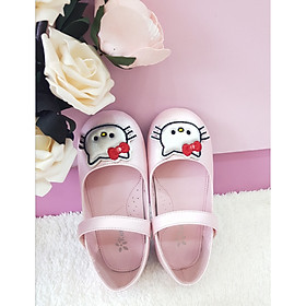 Giày búp bê cho bé màu hồng - Kenike