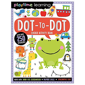 Playtime Learning Dot-to-dot