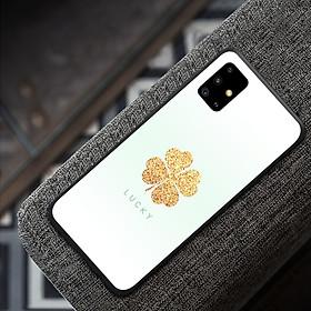 Ốp điện thoại dành cho máy Samsung Galaxy A51 - Lucky MS ADATU001