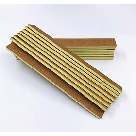 Combo 4 Dũa móng bột chuyên dụng - độ nhám 80/80
