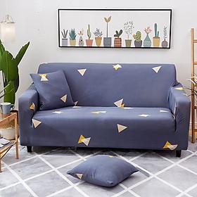 Bọc Sofa Polyester Bảo Vệ Nội Thất 1/2/3 Chỗ Ngồi - 3 Chỗ Ngồi