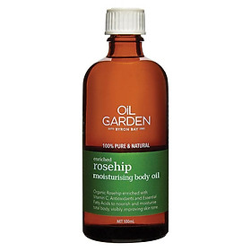 Oil Garden Rosehip Body Oil 100ml