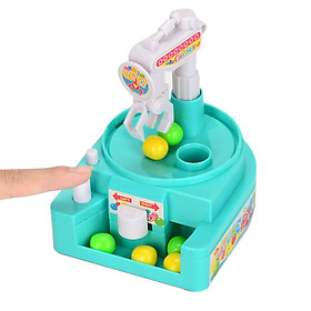Tailored Mini Doll Machine Grab Ball Candy Catcher Gum Crane Kids Party Toys Role Play