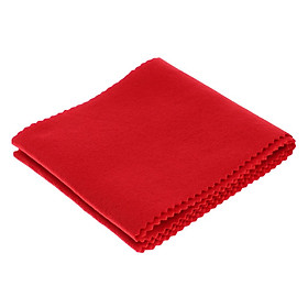 Flannel Piano Keyboard Protective Cover Anti-Dust Sheet Cover for Piano Accessories
