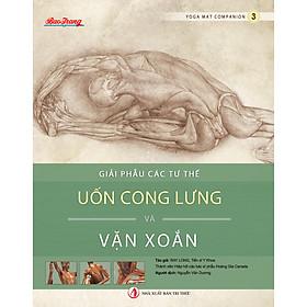 Giải phẫu Các tư thế Uốn cong lưng và Vặn xoắn - Yoga Mat Companion 3